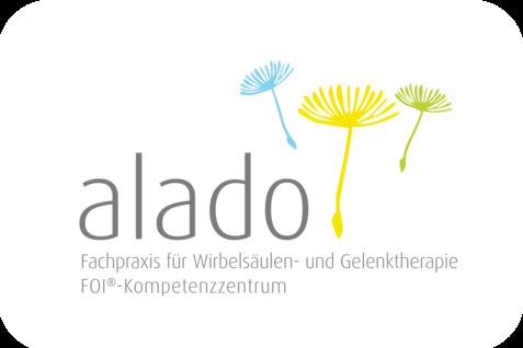 alado  Praxis f�r Wirbels�ulentherapie